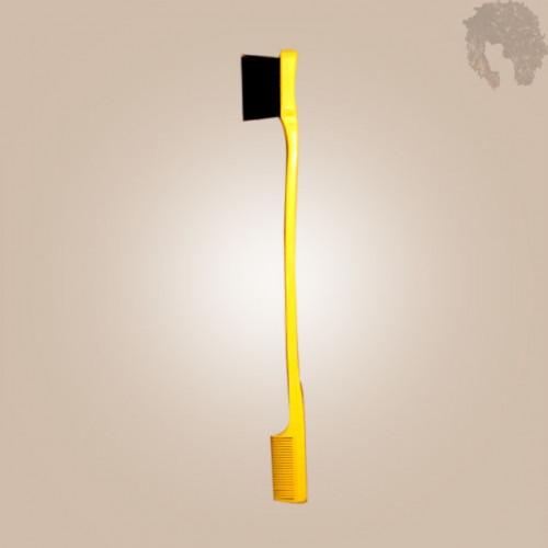 فرشاة ترتيب أطراف الشعر بيبي هير شعر كيرلي افريقي