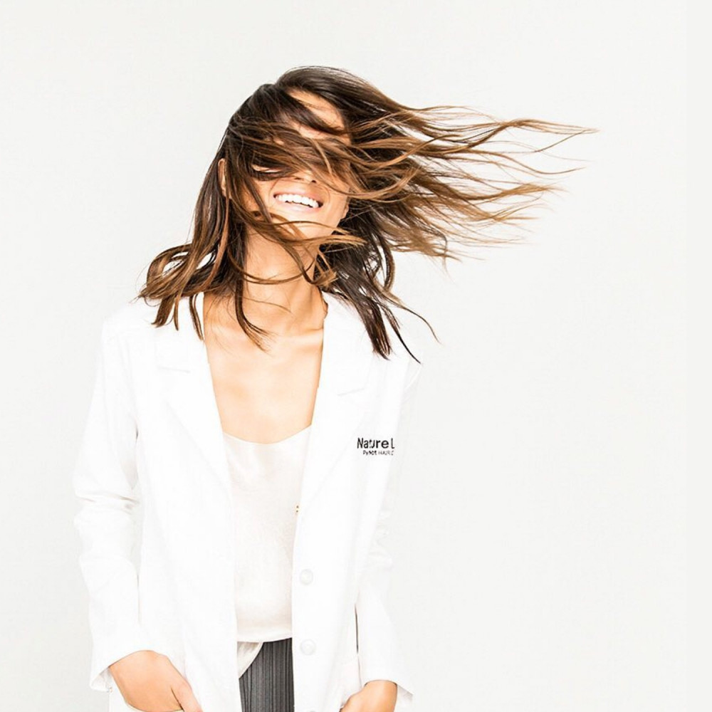 زيت التنعيم الياباني لشعر مثالي سيروم شعر طريقة استشوار الشعر