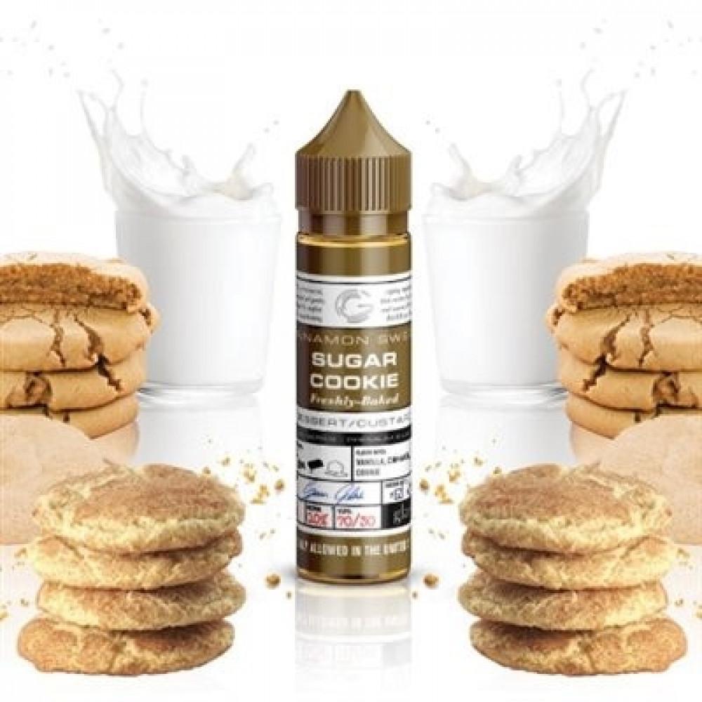 Sugar Cookie - 60ML - شيشة سيجارة نكهات VAPE فيب