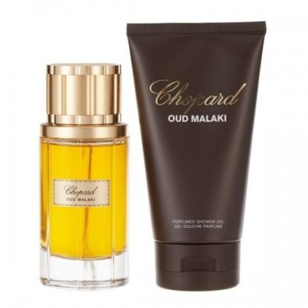 Chopard Oud Malaki Eau de Parfum 2 Gift SETT خبير العطور