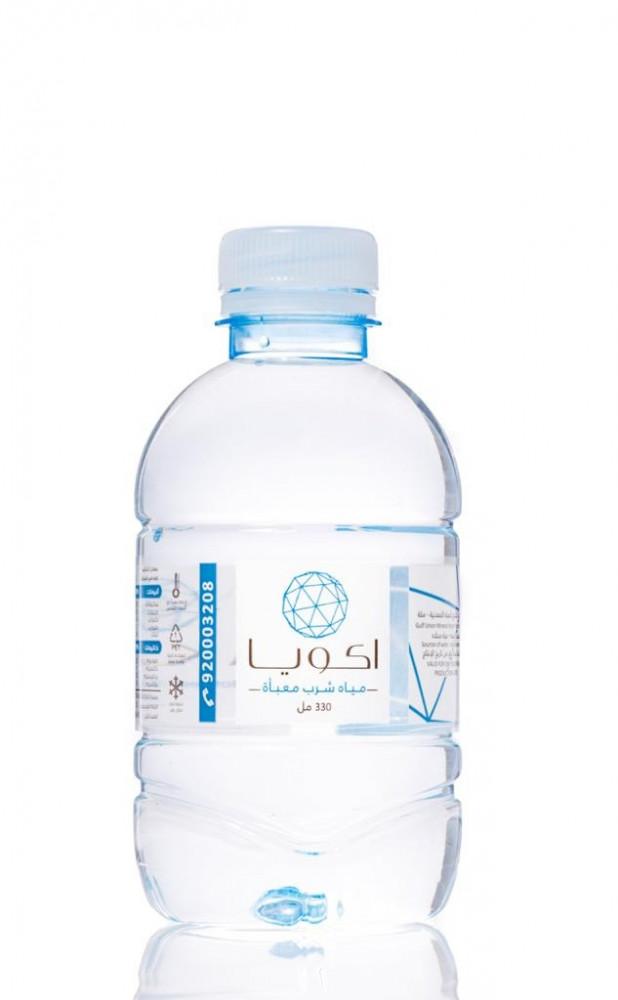 كرتون مياه اكويا 330مل 40x عبوة Akoya Water