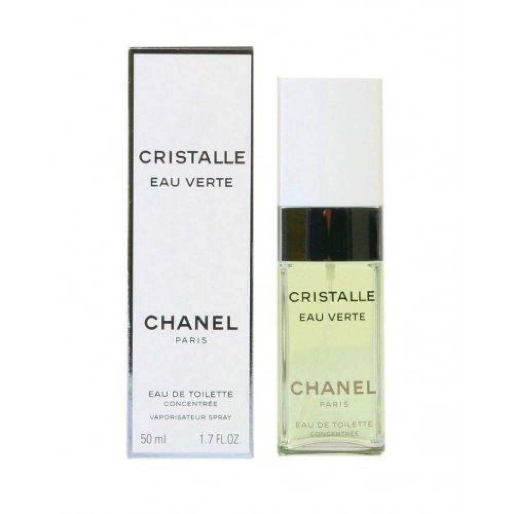 Chanel Cristalle Eau Verte Eau de Toilette 50ml خبير العطور