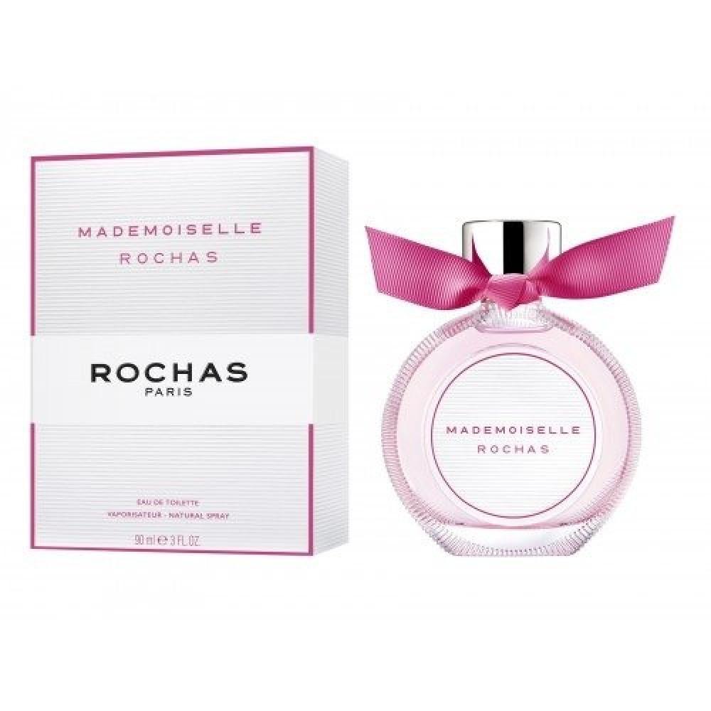 Rochas Mademoiselle Rochas Eau de Toilette 90ml متجر خبير العطور