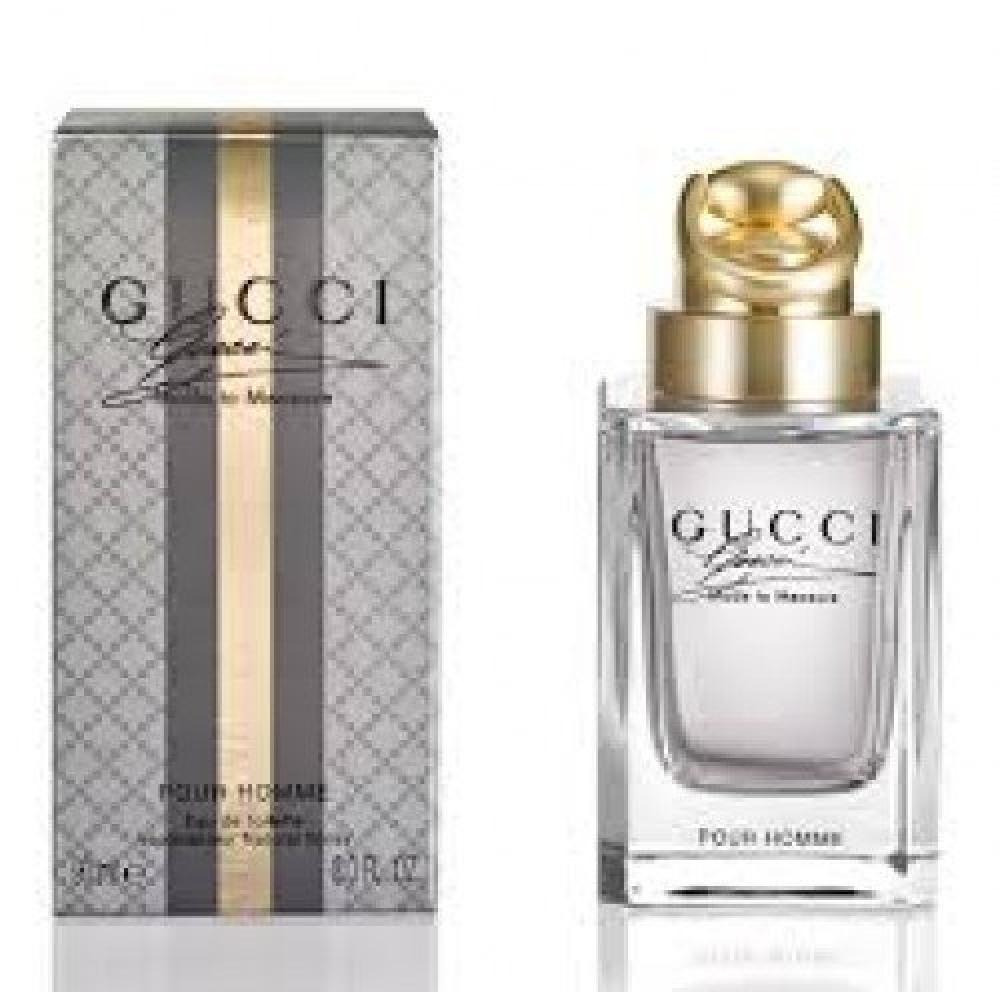 Gucci Made To Measure Pour Homme Eau de Toilette 90ml خبير العطور
