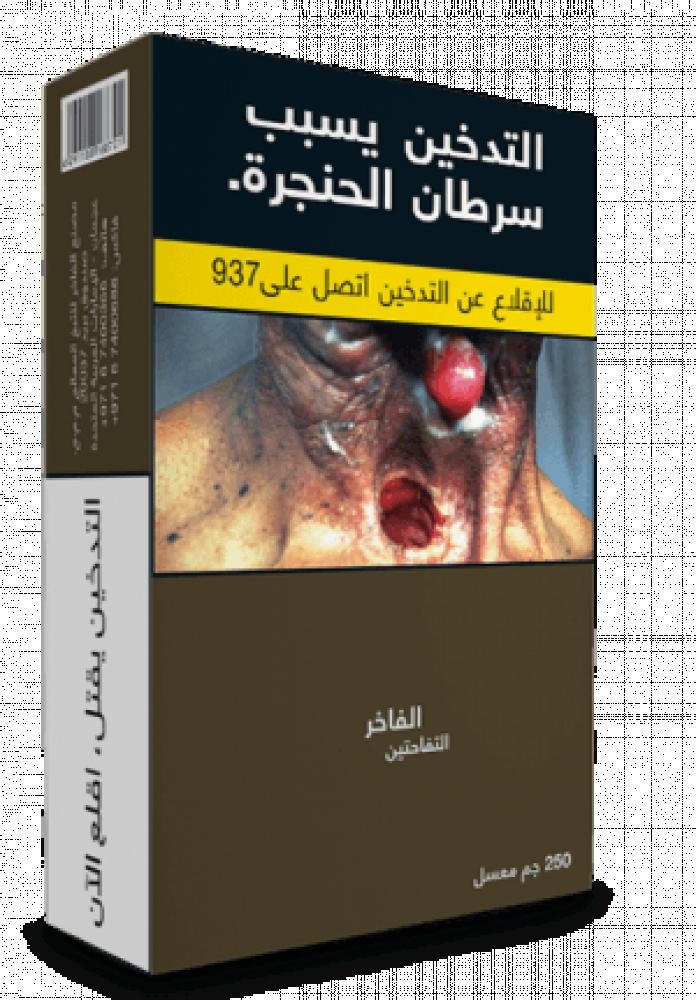 معسل تفاحتين الفاخر ربع كيلو 250غ