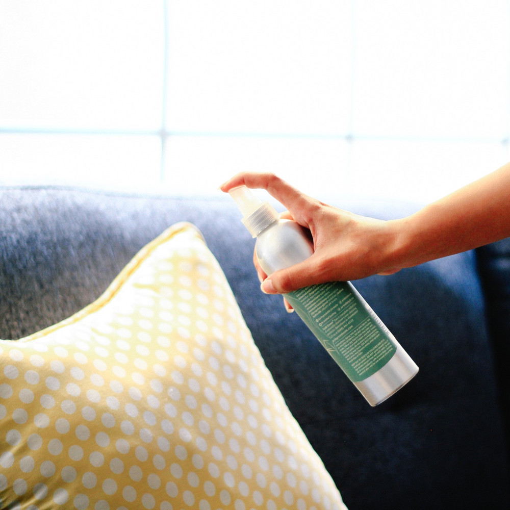 معطر جو معطر منزل وأقمشة الأثاث برائحة Vetiver رائحة نظافة منعشة