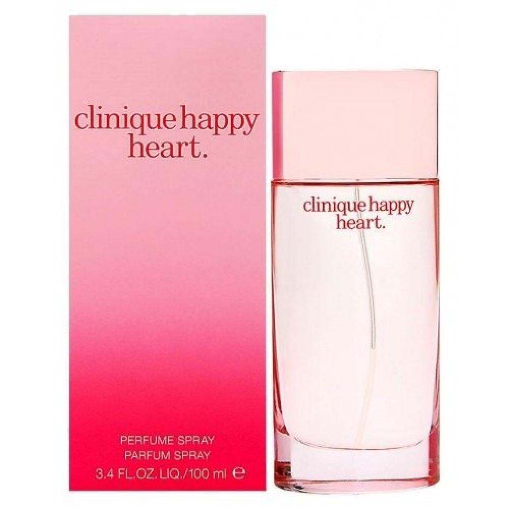 Clinique Happy Heart Eau de Parfum for Women 50ml خبير العطور
