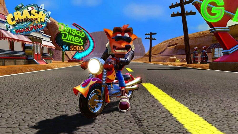 Crash Team Racing  Crash Bandicoot NSane Trilogy Bundle - Playstatio