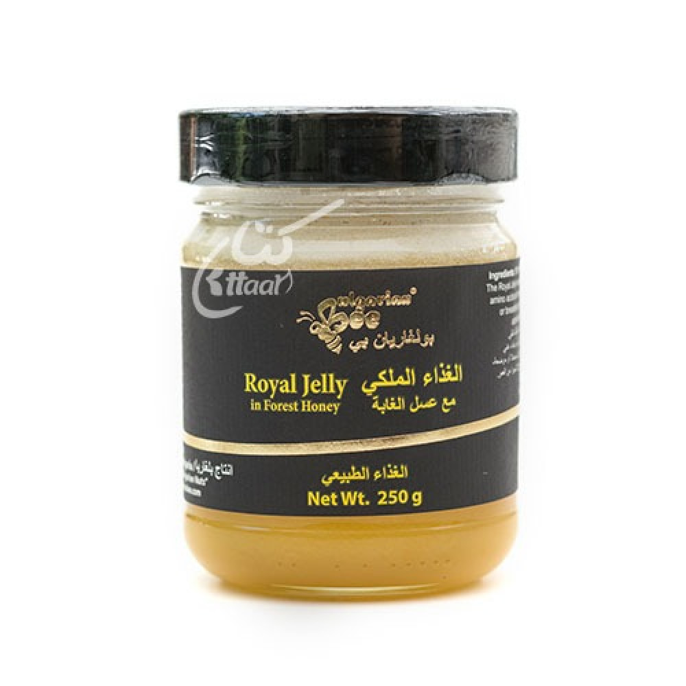 عسل ملكات النحل العضوي 250 جرام