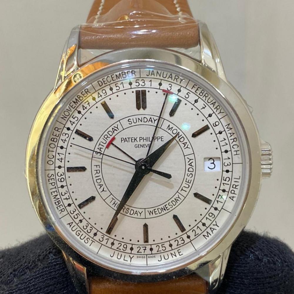 ساعة باتيك فيليب Calatrava الأصلية 5212
