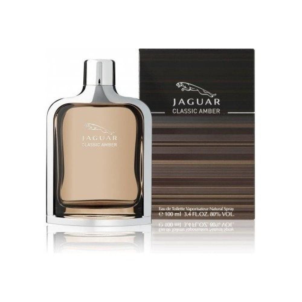 Jaguar Classic Amber Eau de Toilette 100ml خبير العطور