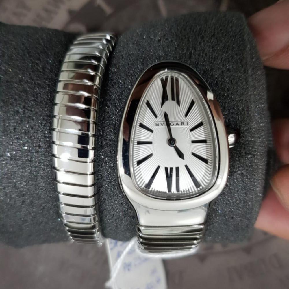 ساعة بولغري الثعبان الأصلية الثمينة جديدة كليا