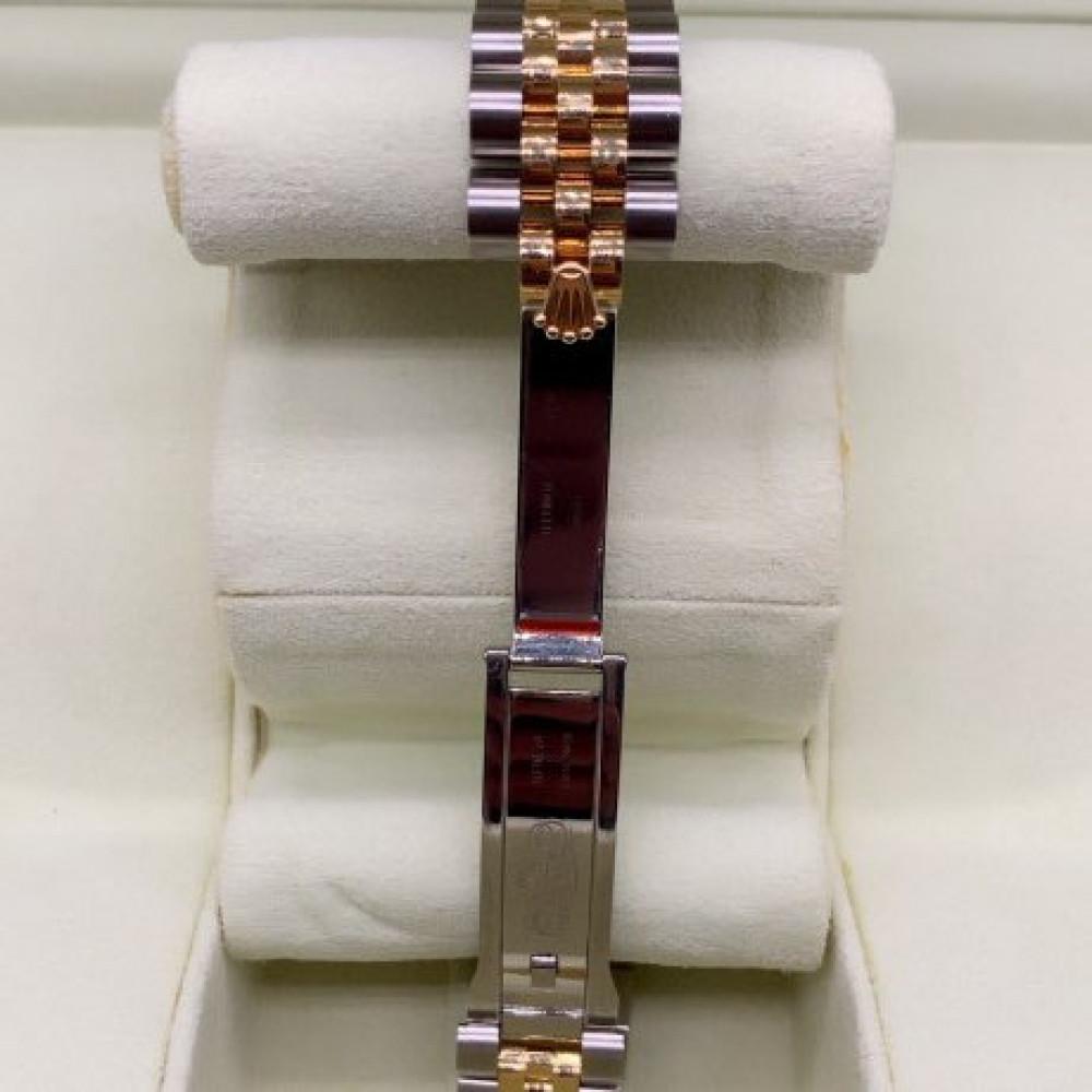 ساعة rolex ديت جست الأصلية الثمينة مستعملة