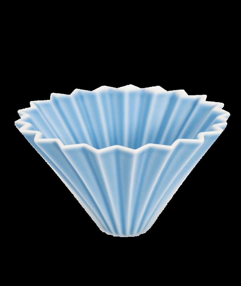 بياك-قمع-ترشيح-V02-سيراميك-ازرق-ادوات-الترشيح