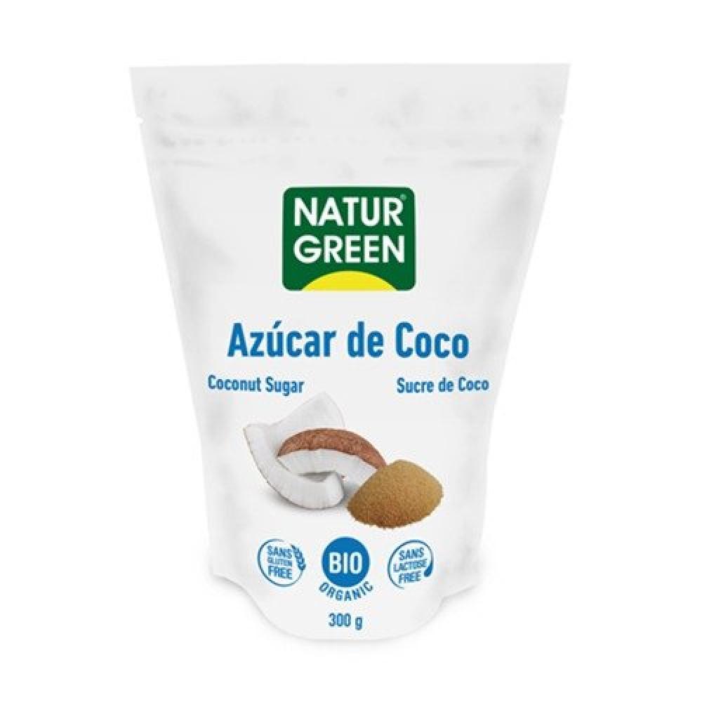 سكر جوز الهند العضوي 300 جرام