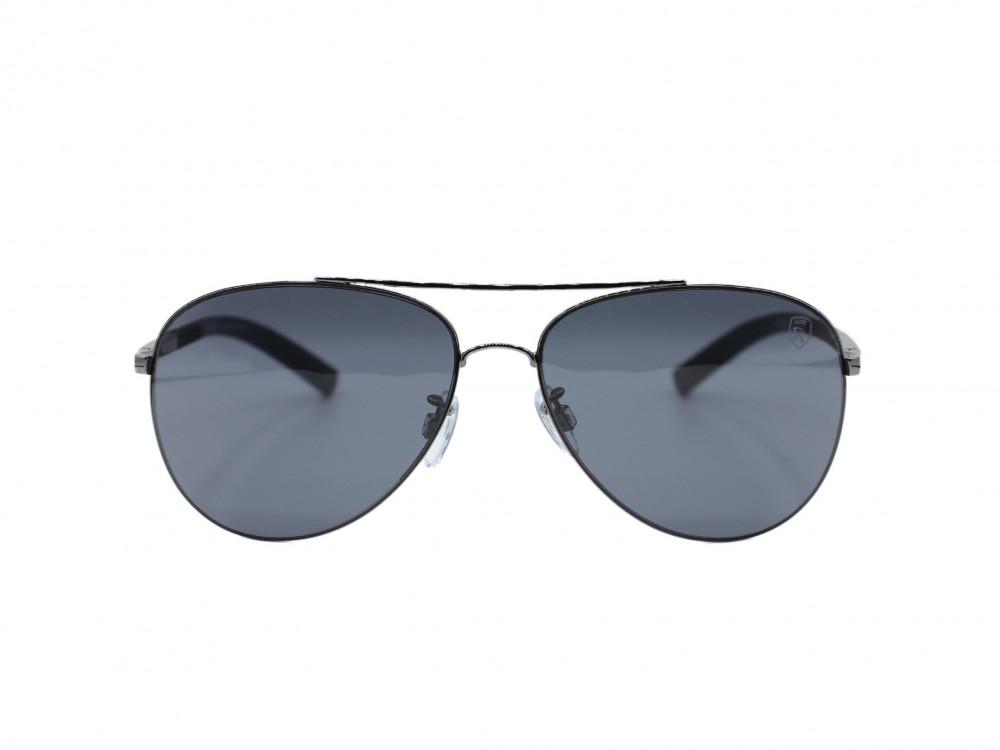 نظارة شمسية  مربعه من ماركة TROY لون العسه اسود رجالية من افضل الخامات