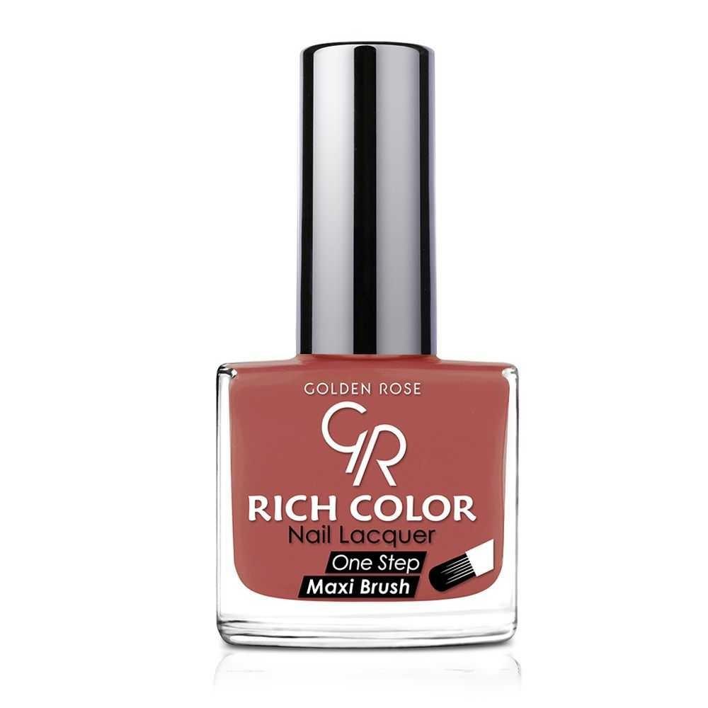 مناكير قولدن روز ريتش كلور  GOLDEN ROSE Rich Color Nail Lacquer 142