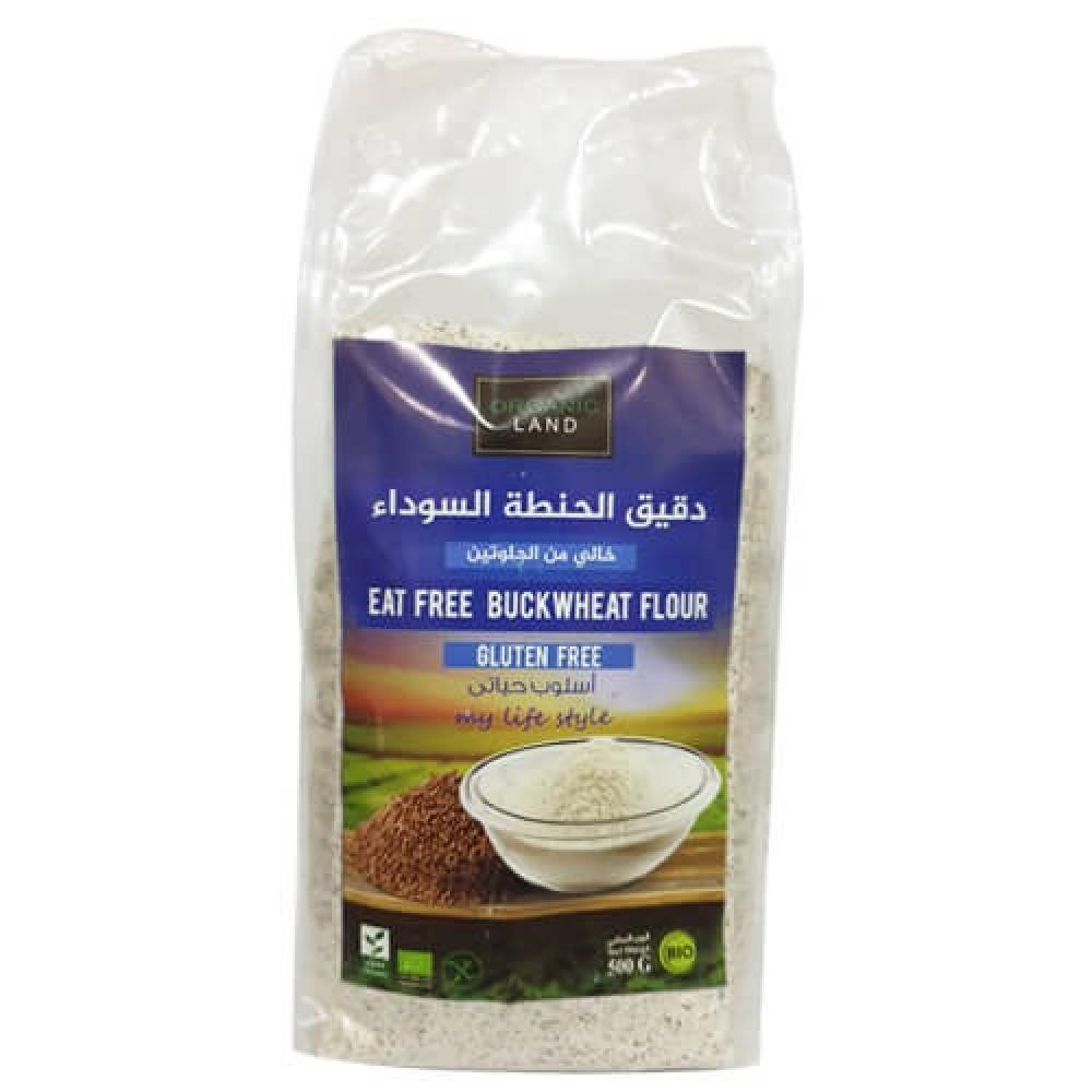 دقيق الحنطة السوداء خالي من الجلوتين 500 جرام