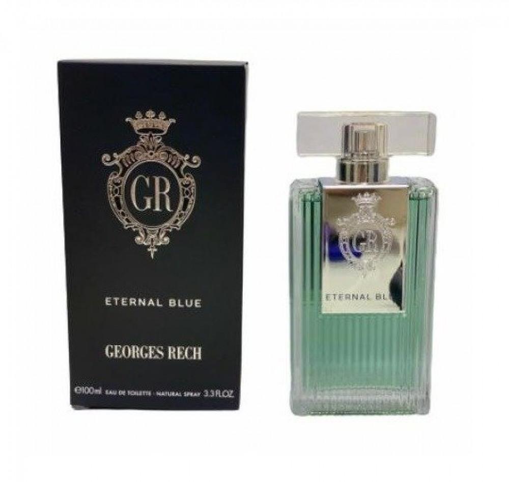 Georges Rech Eternal Blue Eau de Toilette 100ml خبير العطور