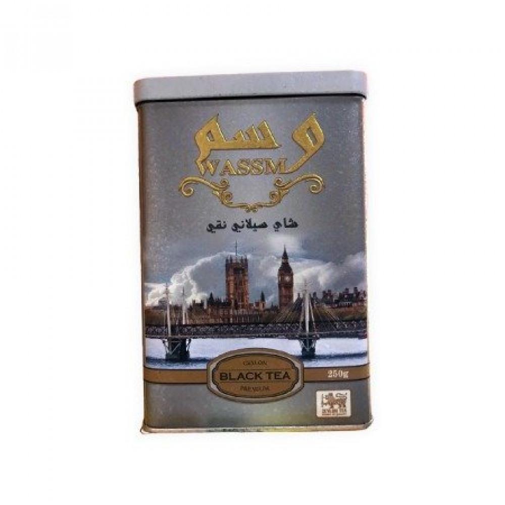 شاي وسم شاي سيلاني نقي wassm tea
