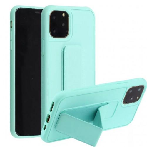 كفر هاتف سيلكون ل ايفون 11 Pro ازرق M4