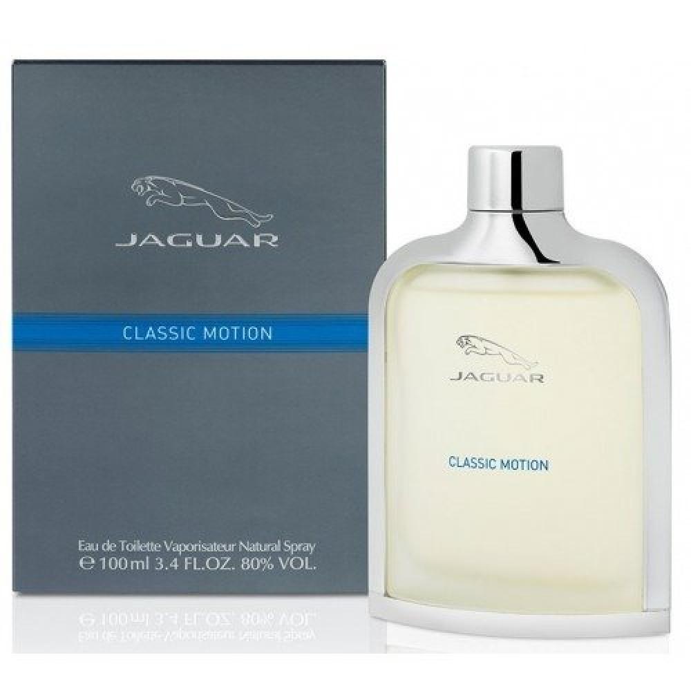 jaguar classic motion eau de toilette 100ml خبير العطور
