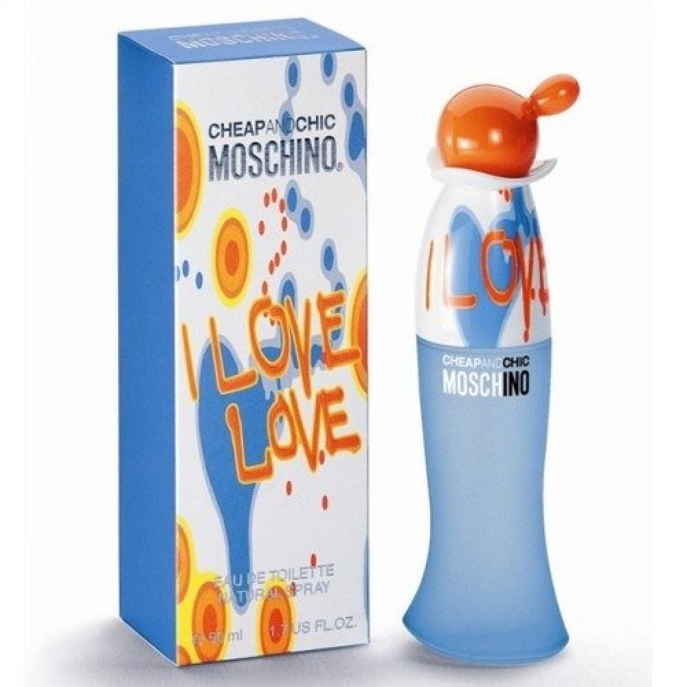 Moschino Love Love Eau de Toilette 100ml خبير العطور