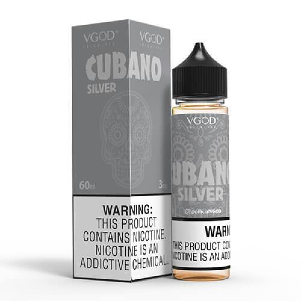 Cubano Silver eLiquid VGOD