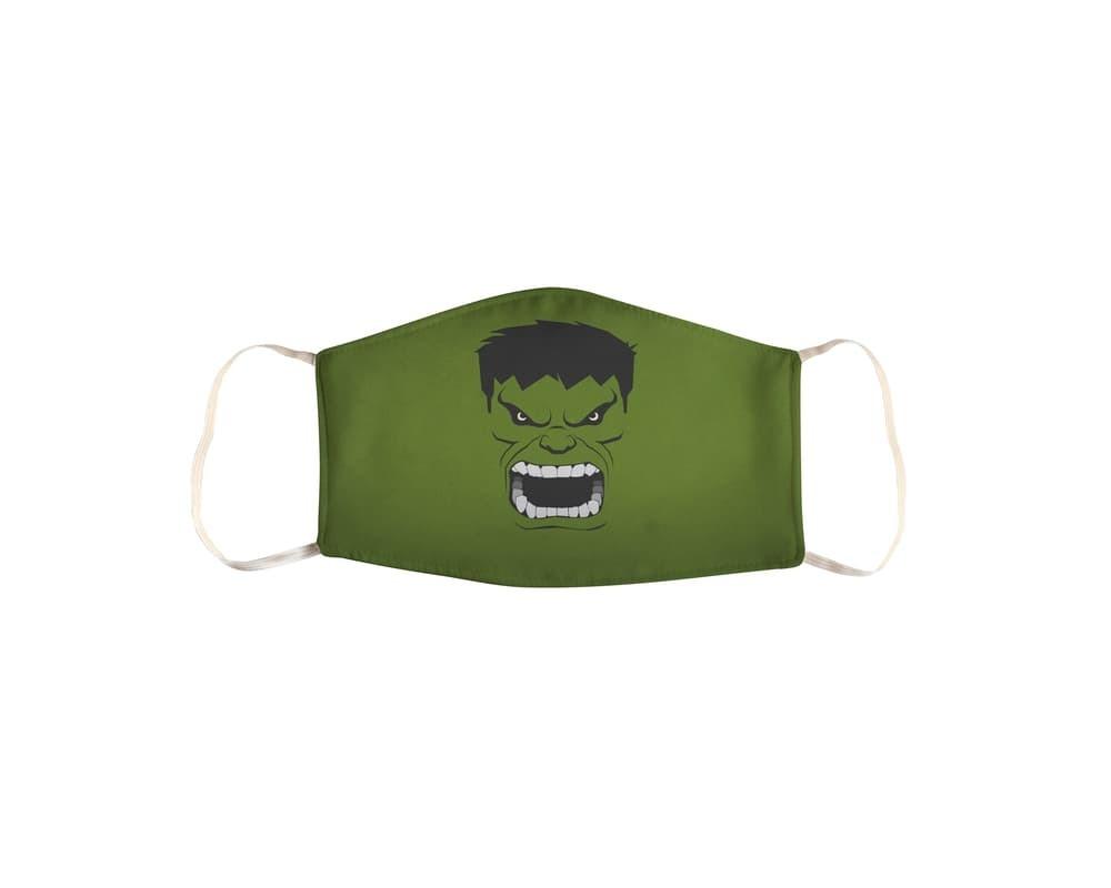 كمامة بتصميم هلك hulk
