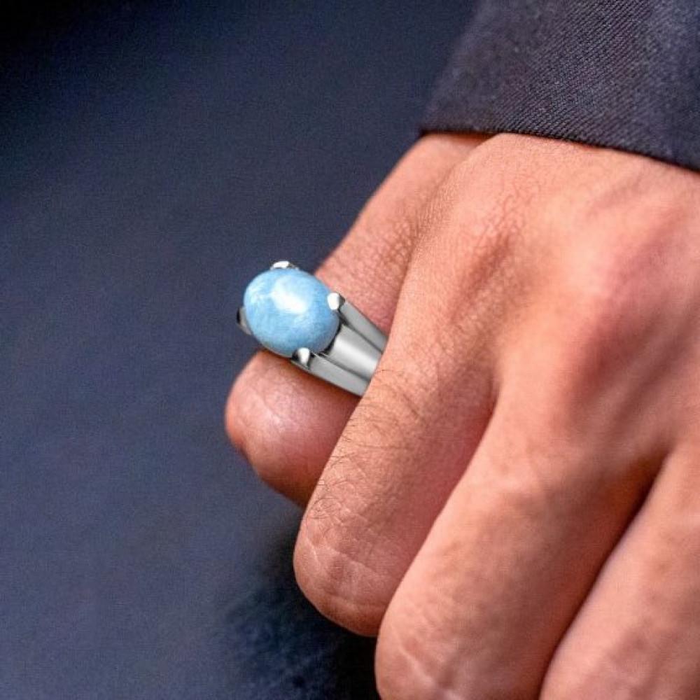 خاتم رجالي فاخر