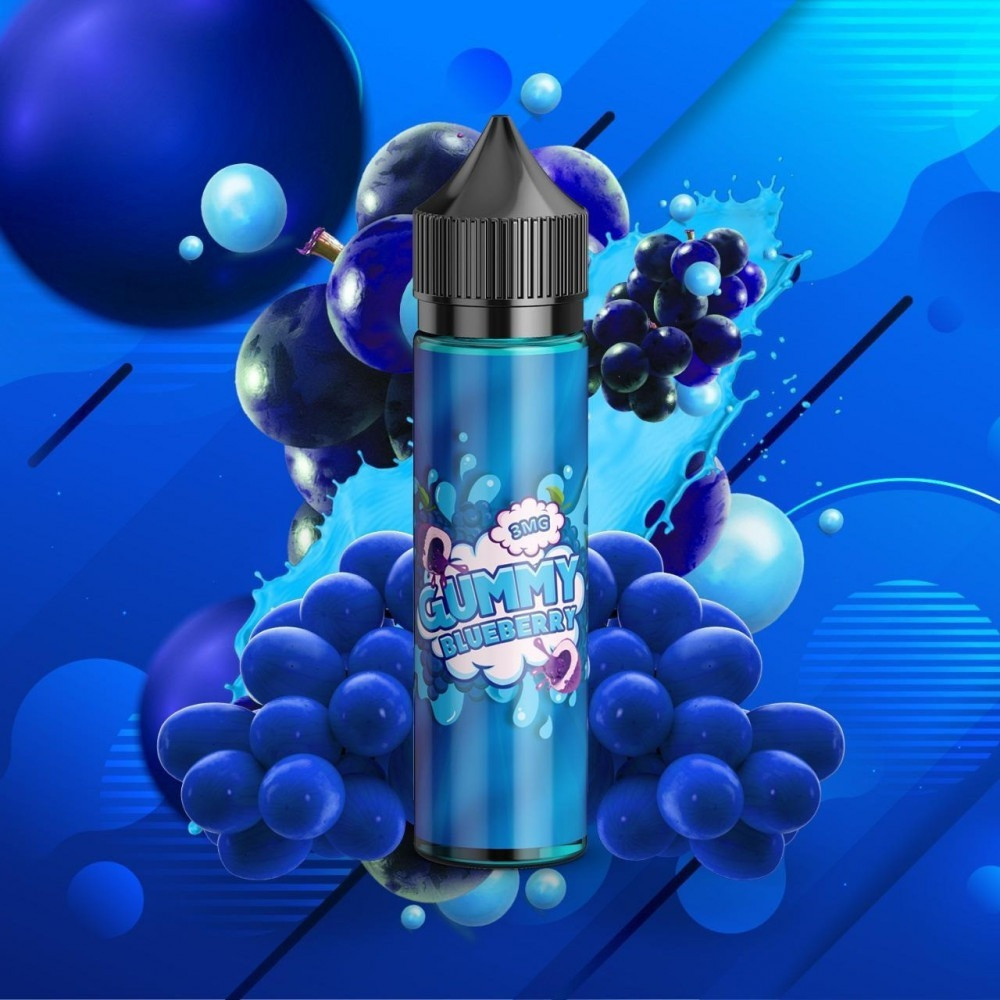 Gummy Blueberry - 60ML