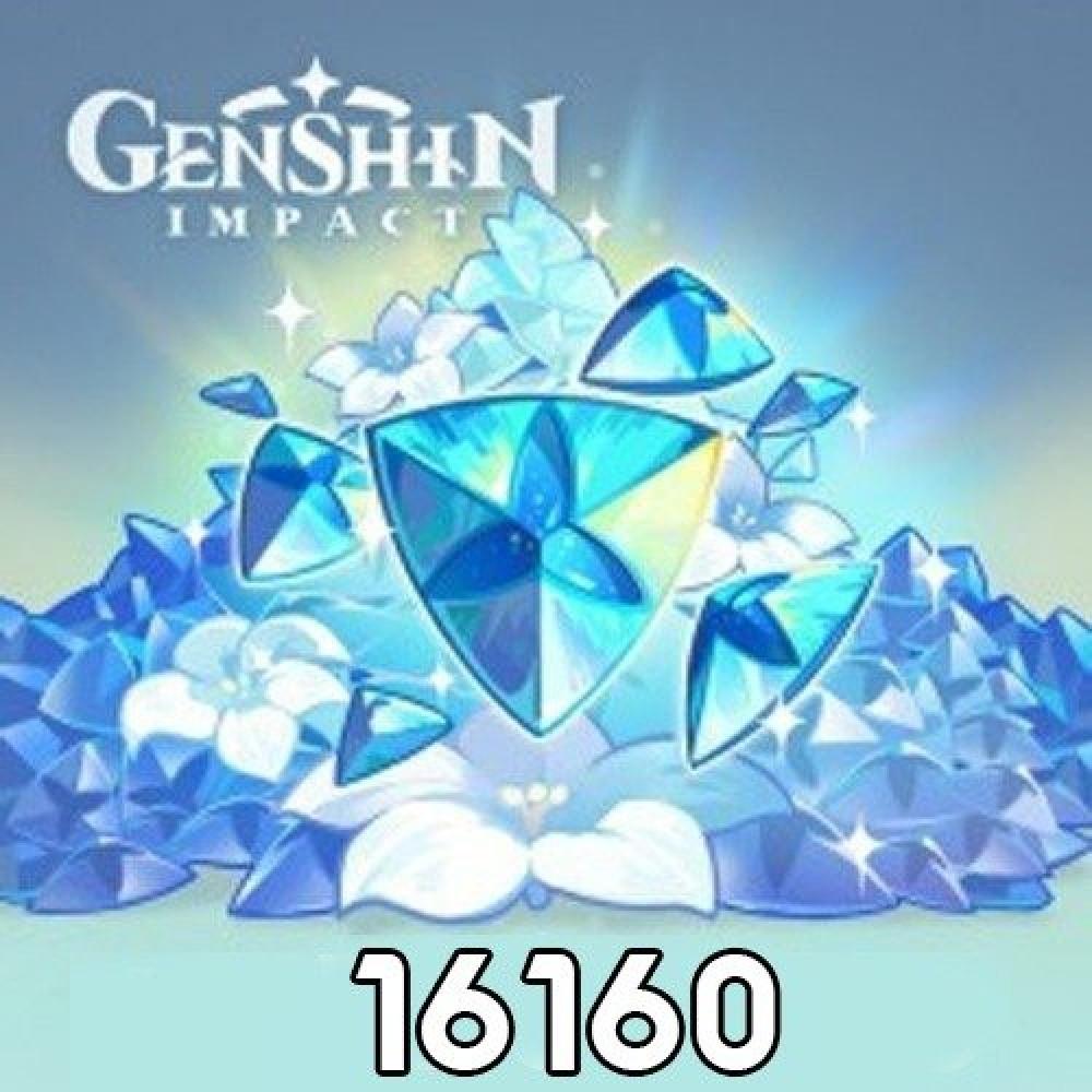 شحن جواهر Genshin impact