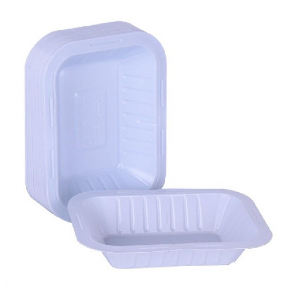 صحن بلاستيك مقاس 1 50 حبة