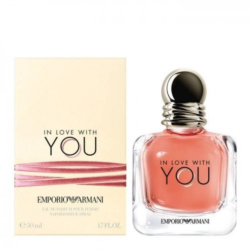Emporio Armani In Love With You for Women Eau de Parfum خبير العطور