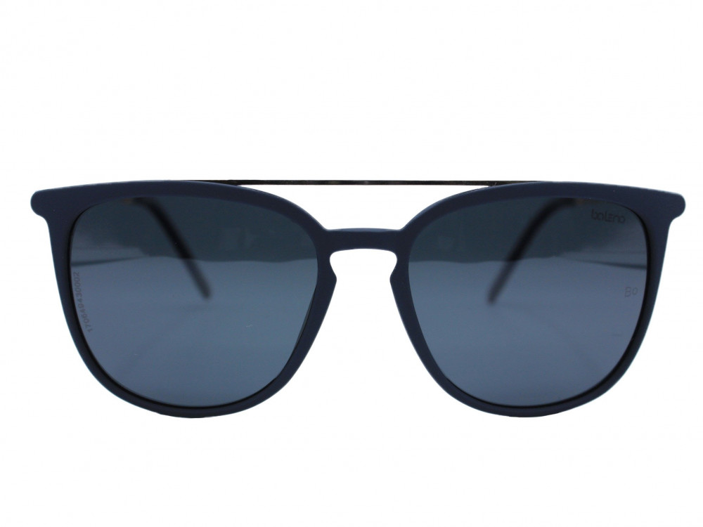 نظاره شمسية دائرية من ماركة BALENO  لون العدسة اسود للجنسين تصميم عصري