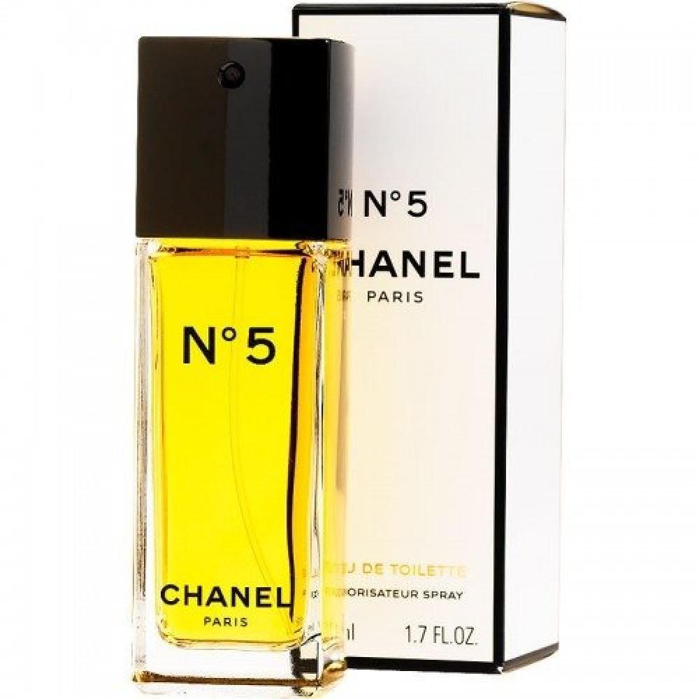 Chanel No-5 Leau Eau de Toilette 50ml خبير العطور