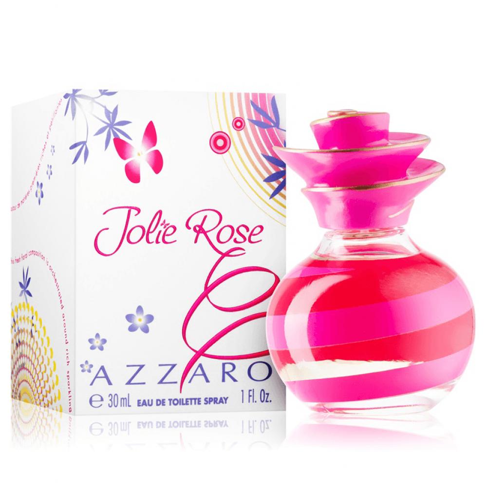 Azzaro Jolie Rose Eau de Toilette 50ml متجر خبير العطور