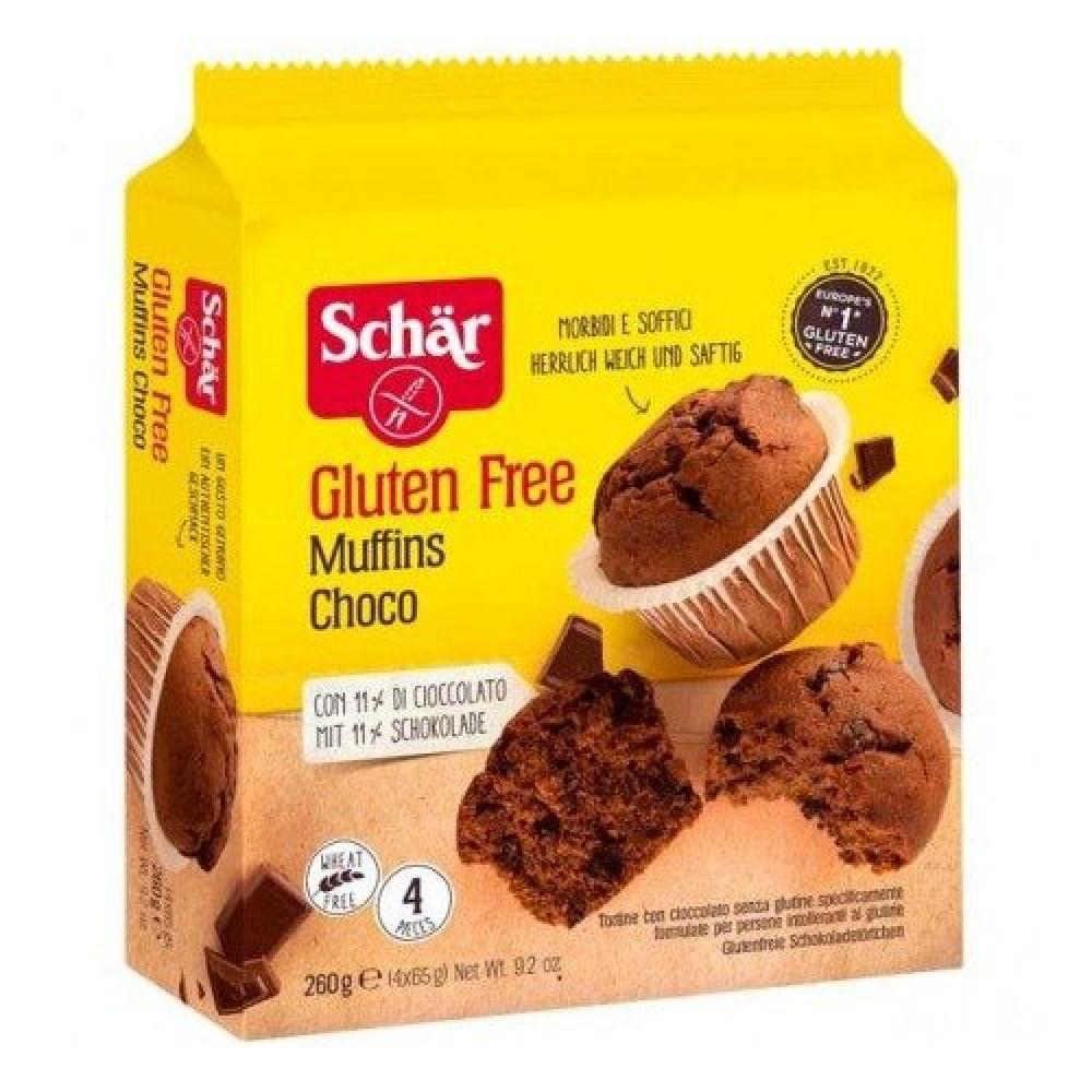 مافن بالشوكولاتة خالي من الجلوتين 260 جرام