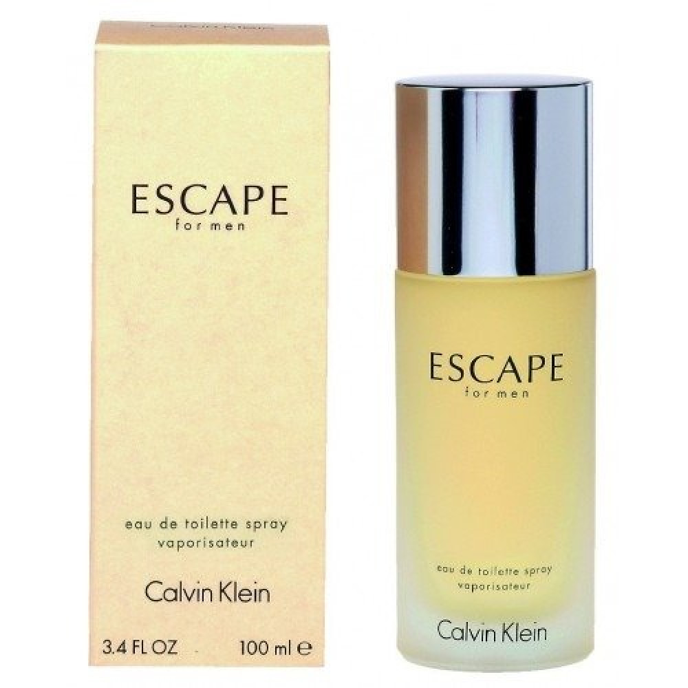 Calvin Klein Escape for Men Eau de Toilette 100ml خبير العطور