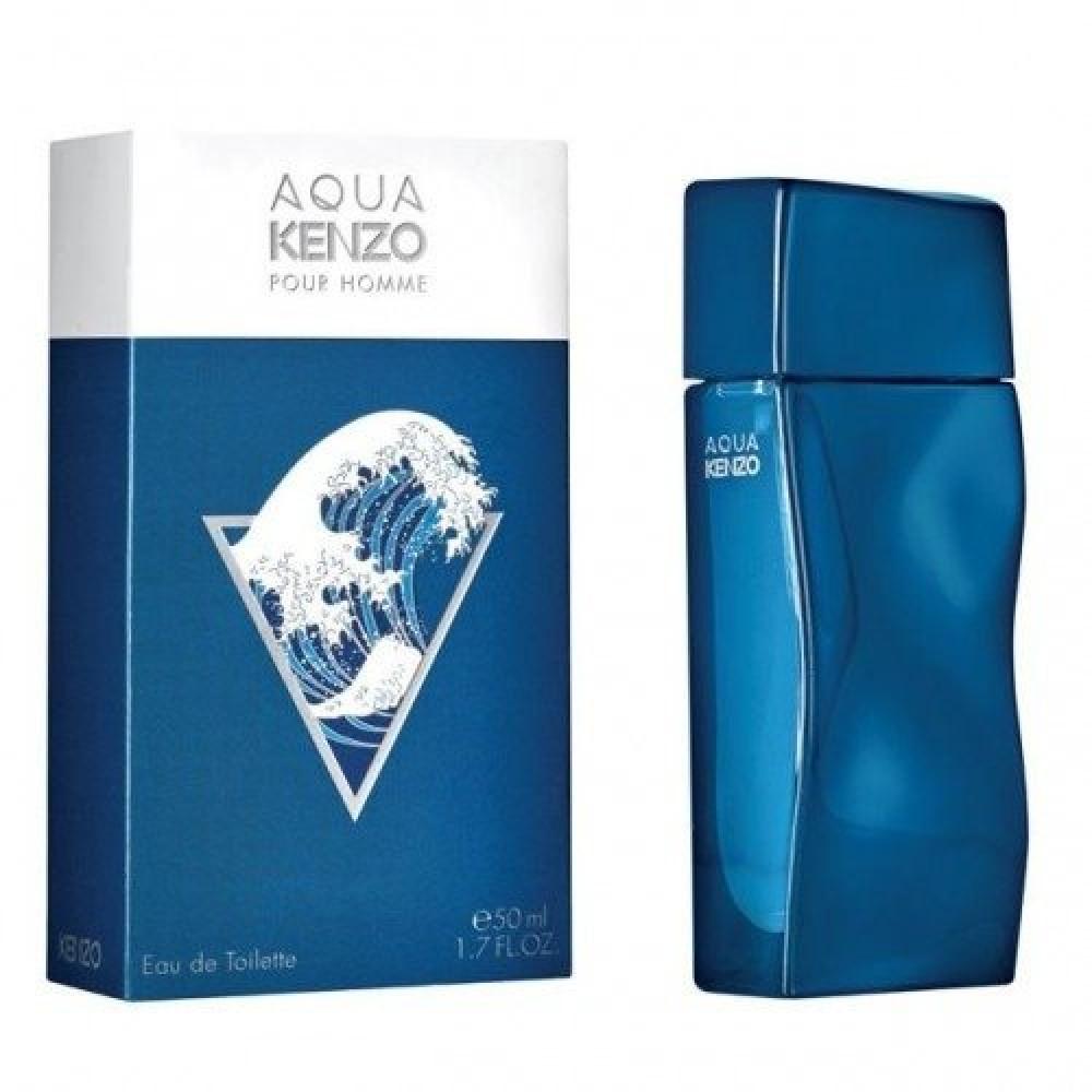 Kenzo Aqua Pour Homme Eau de Toilette 50ml خبير العطور