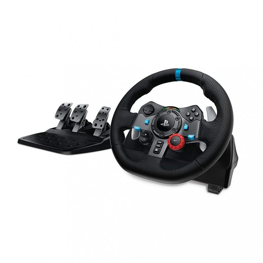 Logitech G29 Driving Force Racing Wheel for PS4 - PS3