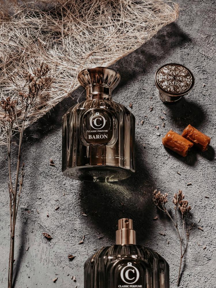 عطر كلاسيك بارون classic perfume baron