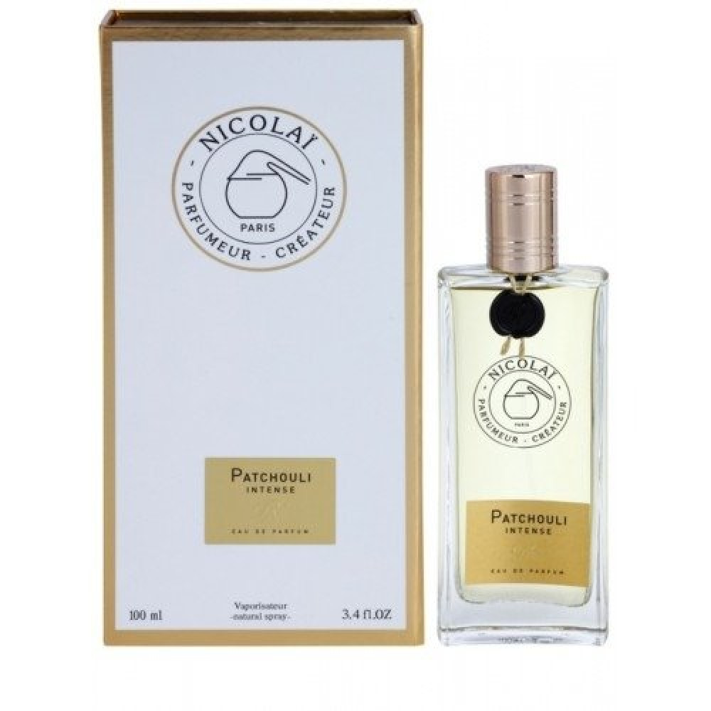 Nicolai Patchouli Intense Eau de Parfum 100ml خبير العطور