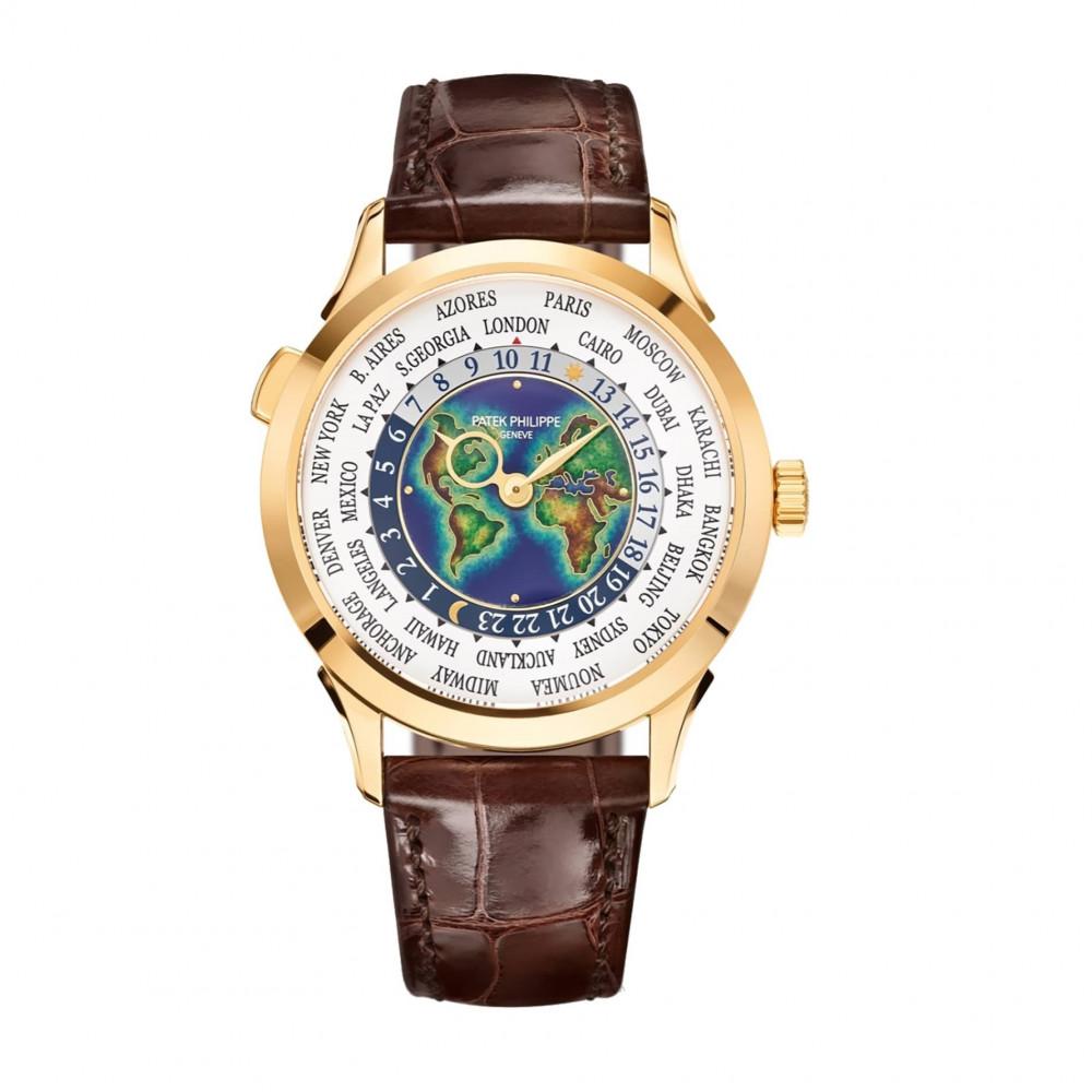 ساعة باتيك فيليب World Time الأصلية 5131J