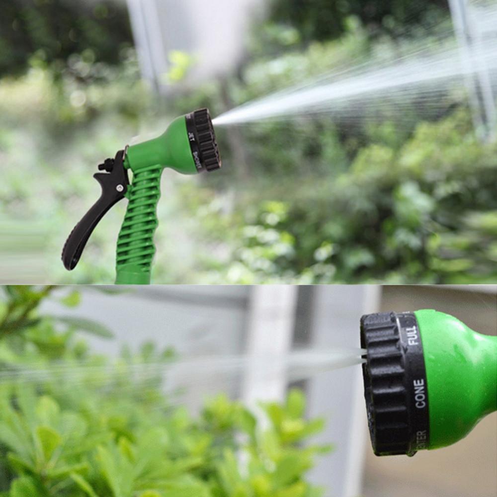 مسدس رش ماء قابل للتعديل بسبعة اوضاع لغسيل السيارات والجدران والممرات