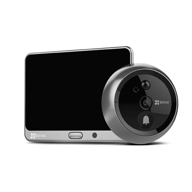 كاميرا DPI عدسة الباب السحرية مع عارض فيديو ذكي