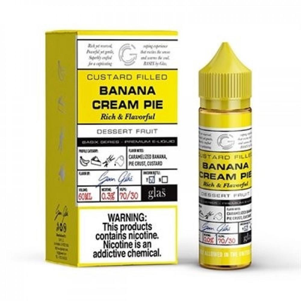 Banana Cream Pie - 60ML - شيشة سيجارة نكهات فيب Vape