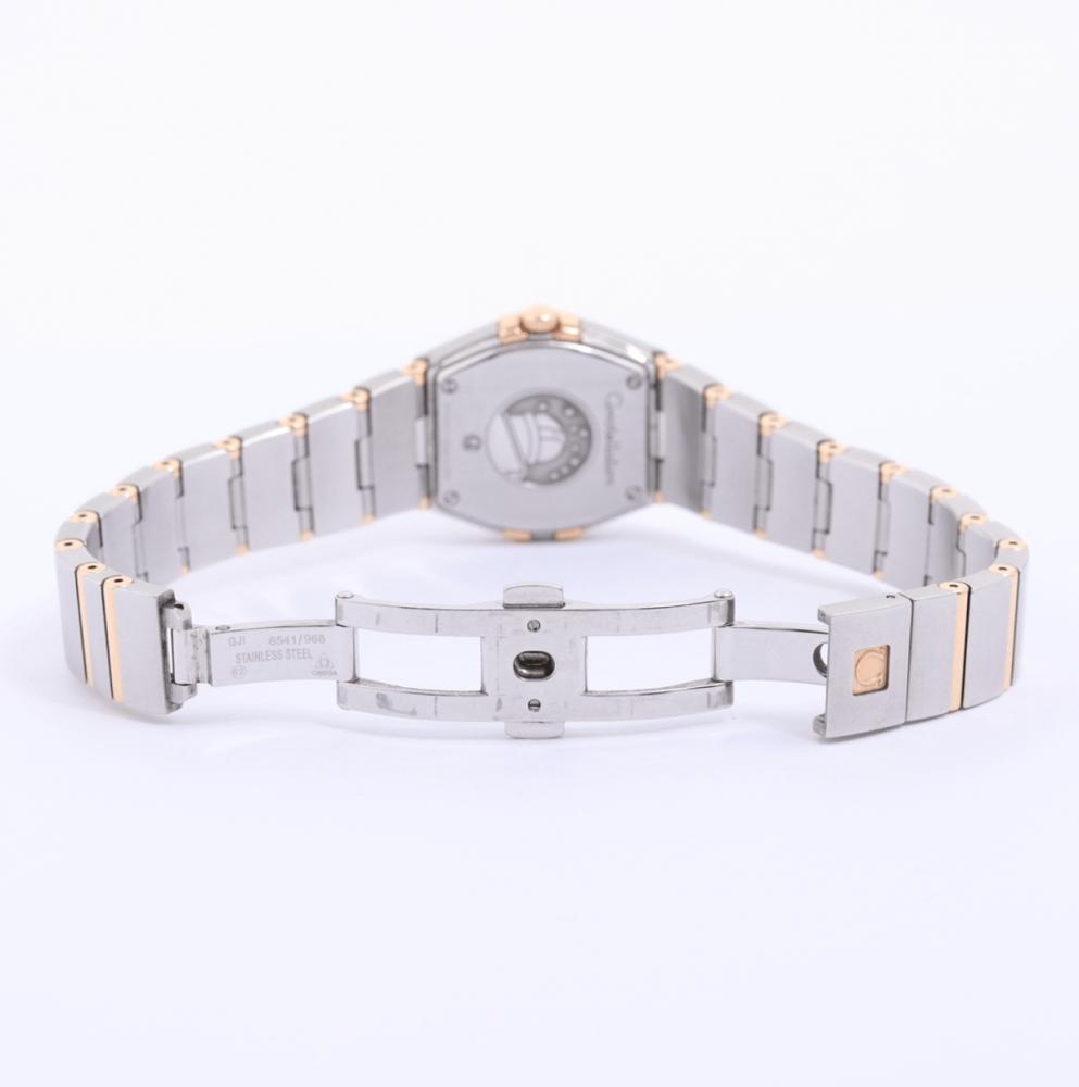 ساعة أوميغا كونستليشن الأصلية الثمينة مستخدمة
