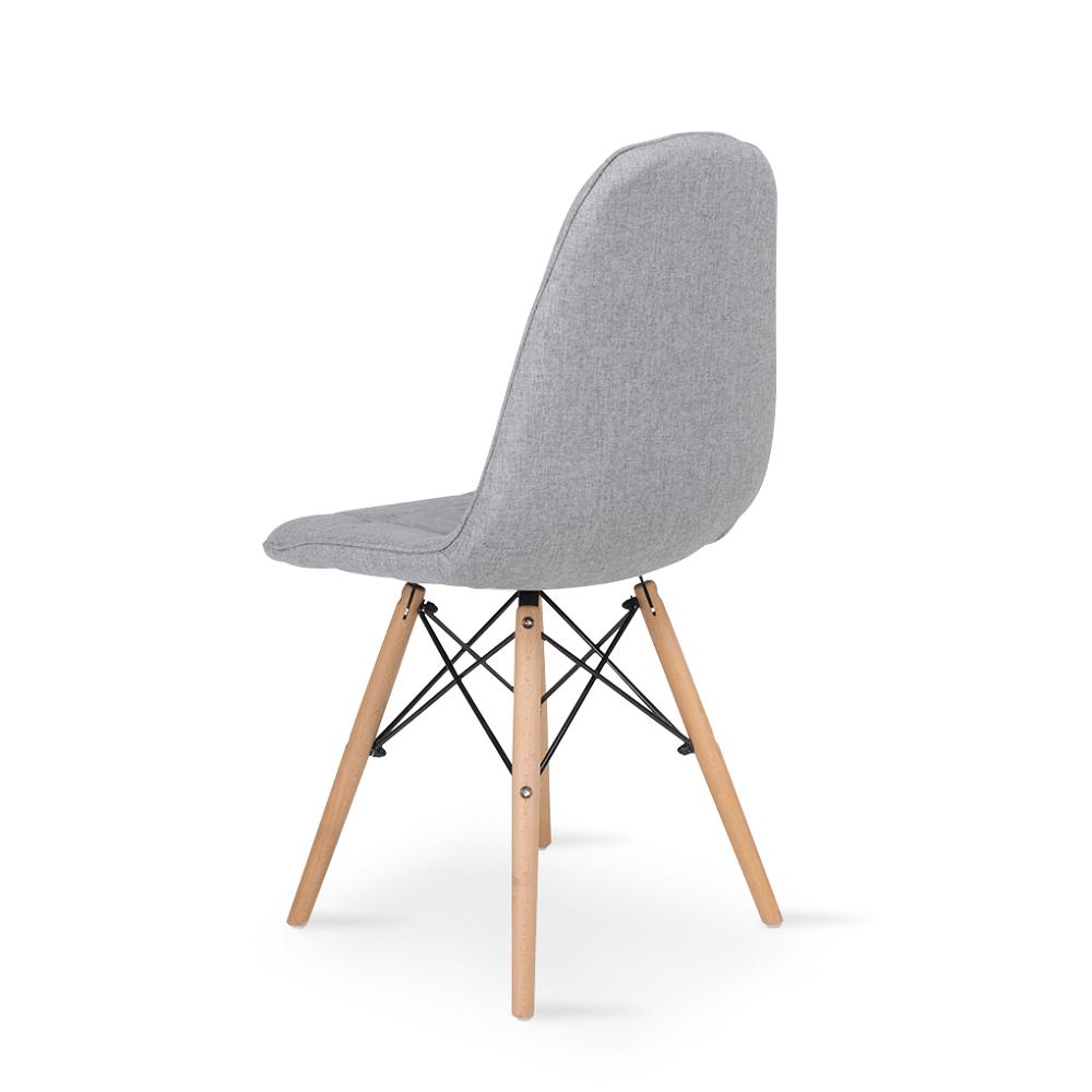 أجمل الكراسي تجدها في تجارة بلا حدود مع طقم كراسي نيت هوم رمادي فاتح