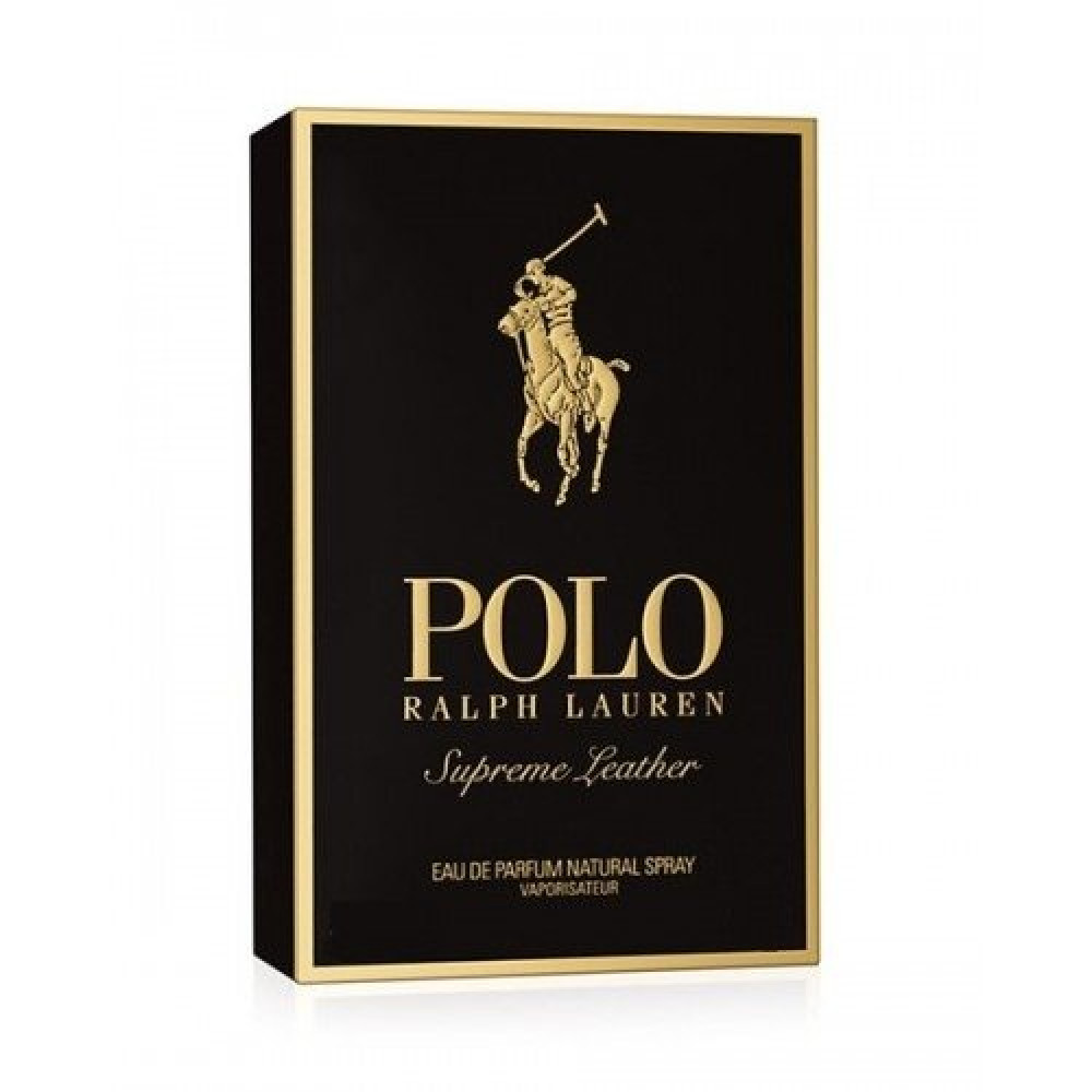 Ralph Lauren Polo Supreme Leather Eau de Parfum متجر الخبير شوب